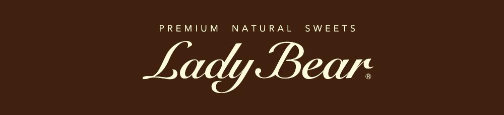 PREMIUM NATURAL SWEETS LadyBear