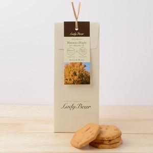 レディーベアクッキー(メープルシロップ)