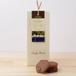 レディーベアクッキー(チョコレート)