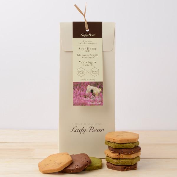 レディーベアクッキー(アソート)